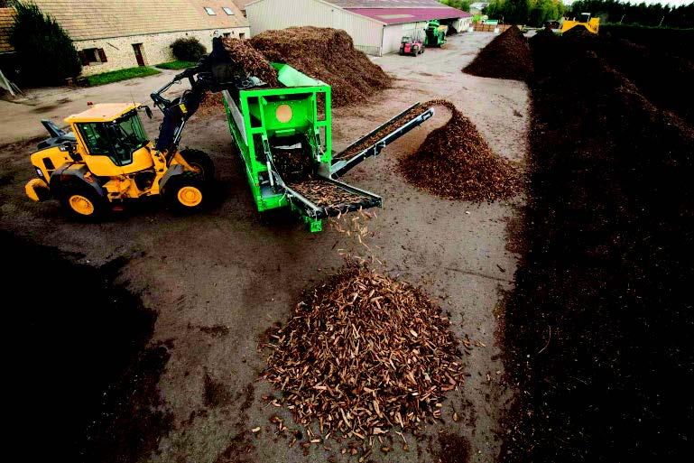Visite de la compostière Zymovert
